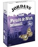 Jordans Special Fruit & Nut Muesli 750g