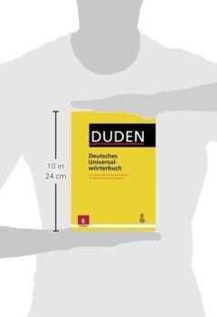 Livres Couvertures de Duden Deutsches Universalwörterbuch : Das umfassende Bedeutungswörterbuch der deutschen Gegenwartssprache