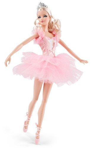 Mattel Barbie Collector Ballet Wishes Doll by Barbie