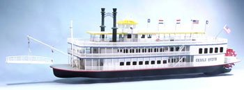 Creole-Queen-Wooden-Boat-Kit-by-Dumas
