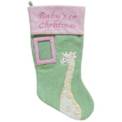 Pink Christmas Stockings Christmas Decoration Inspiration