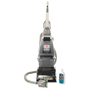 Hoover Steamvac Spin Scrub Turbopower Carpet Cleaner With Clean Surge F5912900