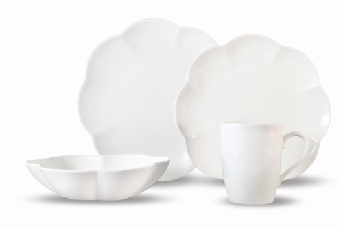 222 Fifth Serendra 16-Piece Dinnerware Set