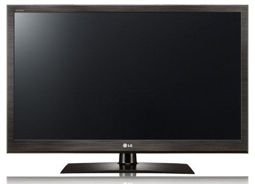 LG 32LV375S 80 cm (32 Zoll) LED No Backlight Fernseher, Energieeffizienzklasse B  (Full-HD, 100Hz MCI, DVB-T/C/S, CI+, Smart-TV) schwarz