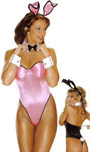 Honey Bunny Black Adult Costume