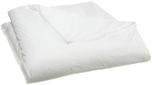 Stretch Knit Polyester Dust Mite & Allergy Control Twin Duvet Cover