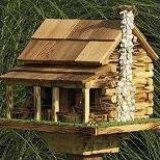 Log Cabin Bird Houses Shop
