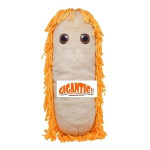 Giant Microbes Stomach Ache (Shigella) Gigantic doll