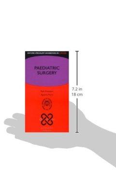 Livres Couvertures de Paediatric Surgery