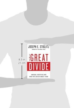 Livres Couvertures de The Great Divide – Unequal Societies and What We Can Do About Them