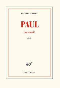 Livres Couvertures de Paul: Une amitié