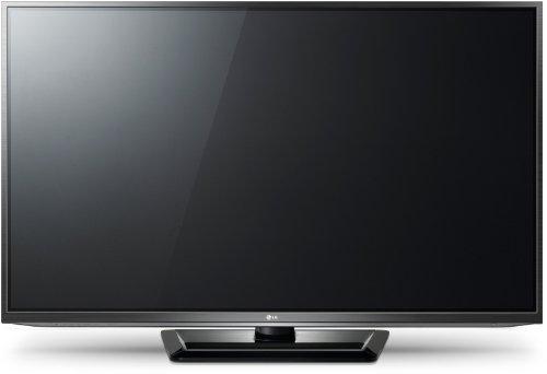 LG 50PA6500 127 cm (50 Zoll) Plasma-Fernseher, Energieeffizienzklasse B (Full-HD, 600Hz SFD, DVB-T/C) schwarz