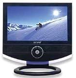 Denver LED-1030DVBT 25,6 cm (10,1 Zoll) LED-Backlight-Fernseher (Full-HD, DVB-T und Analog Tuner, USB) schwarz