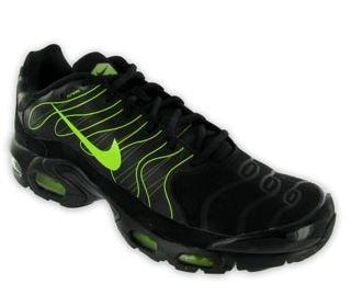 Buy Nike Mens Air Max Plus 1.5 Black/Volt Athletic Shoes US SZ 12