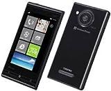au Windows Phone 7 IS12T ブラック 白ロム