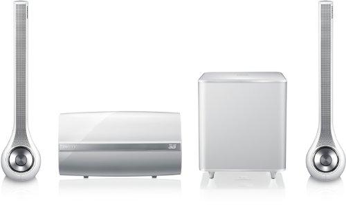 Samsung HT-ES6600 2.1 Blu-ray-Heimkinosystem (400 Watt, WiFi) schwarz