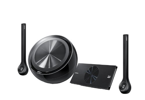 SAMSUNG Heimkinosystem mit 3D Blu-ray-Player HT-D7200B