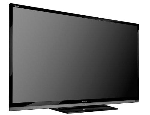 Sharp LC70LE740E 177 cm (70 Zoll) 3D LED Backlight Fernseher, Energieeffizienzklasse A+ (Full-HD, 100 Hz, DVB-T/C/S2, Internet TV) schwarz