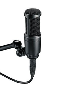 AT2020 Voice Over Microphone