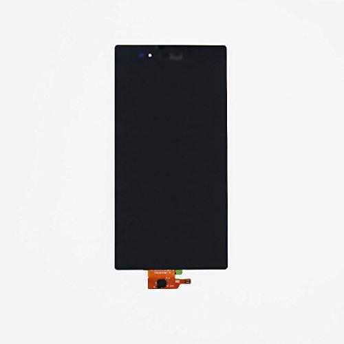 Friendlychina for ソニー Sony Xperia Z Ultra XL39h XL39 C6802 C6806 C6843 C6833 LCD 液晶ディスプレ タッチスクリーン デジタイザ パネルセット セット タッチパネル 液晶LCD 交換パーツ 修理交換 ブラック