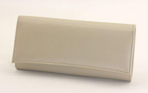 Abendtasche, Clutch, Milla Abendtasche, kleine Handtasche Quality and Classic Collection, beige