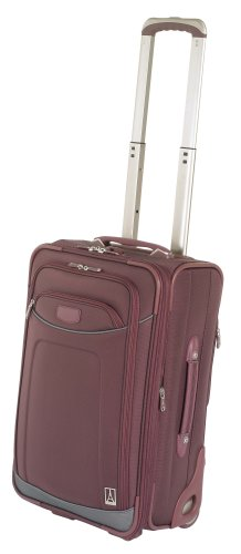 "Travelpro Crew 7 22"" Expandable Rollaboard Suiter, Dusty Rose, One Size"