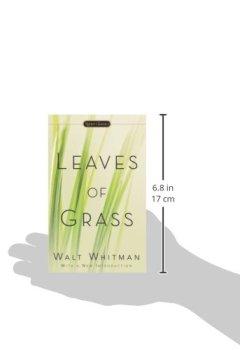 Livres Couvertures de Leaves of Grass