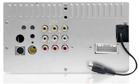 RCA Preamp & Subwoofer Outputs