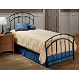 Twin Size Bed - Vancouver Twin Size Metal Bed