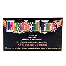 Mystical Fire .882 ounces (25 Grams) will wind up being useful. And believe  Now i'm a section of allowing you find a exceptional product or service.
