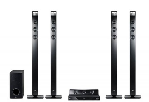 LG Electronics HX-906 TX 3D 9.1 Heimkinosystem