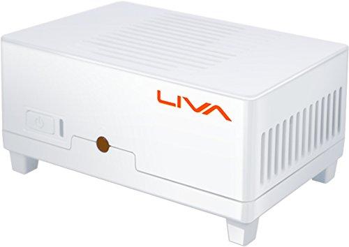 ECS 小型ベアボーンPC LIVA MINI PC KIT 64GBモデル LIVA-C0-2G-64G-W