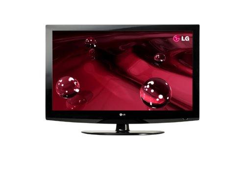 LG 32 LG 3000 81,3 cm (32 Zoll) 16:9 HD-Ready LCD-Fernseher schwarz Pianolack