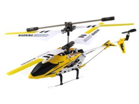 Syma remote control helicopter