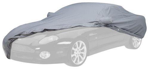 Coverking Custom Fit Rear Floor Mats for Select Hummer H2 Models Black Nylon Carpet