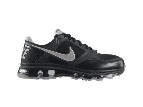 Buy Mens Nike Trainer 1.3 Max Running Shoe Black/Perfect Silver/Black/Stealth Size 14