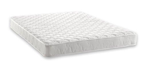 Signature Sleep Essential 6-Inch Twin Mattress, White