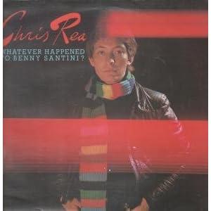 WHATEVER HAPPENED TO BENNY SANTINI LP (VINYL) UK MAGNET 1978