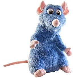 Disney Pixar Ratatouille Movie Talking Remy Plush Doll