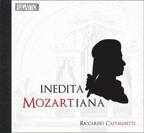 Inedita Mozartiana, musique pour orgue