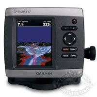 Garmin GPSMAP 431, 431S Chartplotters 0100076501 GPSMAP 431S sounder w/TD