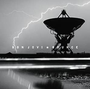 """Cover of """"Bounce"""""""