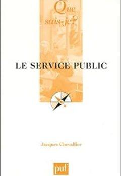 Livres Couvertures de Le Service Public