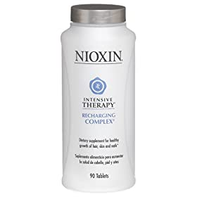 Nioxin Recharging Complex Supplements 90 Tablets