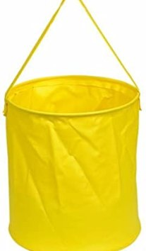 Collapsible Camping Utility Bucket