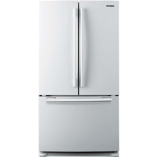Samsung Rf265abwp 26 Cu Ft French Door Refrigerator White