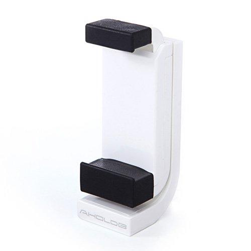 サンワダイレクト iPhone・スマホ三脚ホルダー 【 iPhone6 対応】スマートフォンアタッチメント 90度回転 200-CAM025
