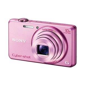 SONY デジタルカメラ Cyber-shot WX200 1890万画素 光学10倍 ピンク DSC-WX200-P