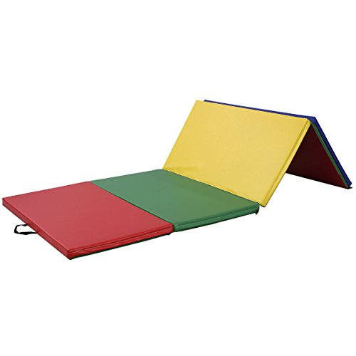 Thick Folding Panel Gymnastics Mat