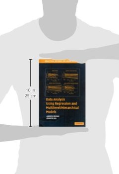 Livres Couvertures de Data Analysis Using Regression and Multilevel/Hierarchical Models